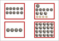 Coin Number Bonds - £2