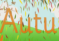 Autumn Display Poster