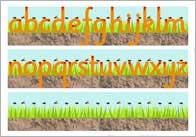 Lowercase Letter Formation 2 (Medium Version)