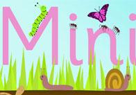 Minibeasts Display Poster