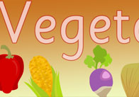 Vegetables Display Poster