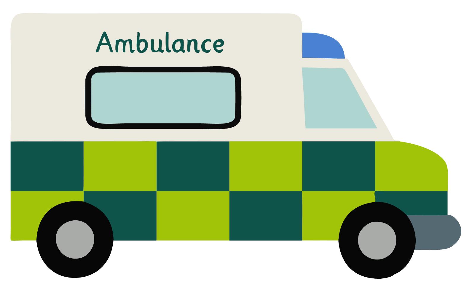 clip art ambulance pictures - photo #10