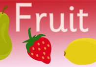 Fruit Display Poster