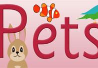 Pets Display Poster