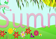 Summer Display Poster
