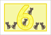 Animal Themed Numbers (1-10)