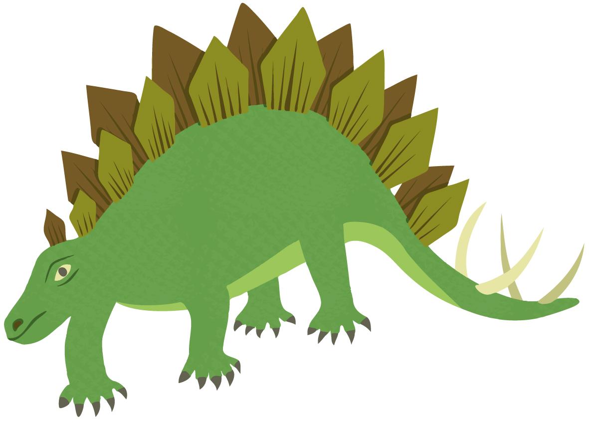 dinosaur picture  u2013 stegosaurus