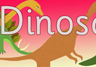 Dinosaur Display Poster