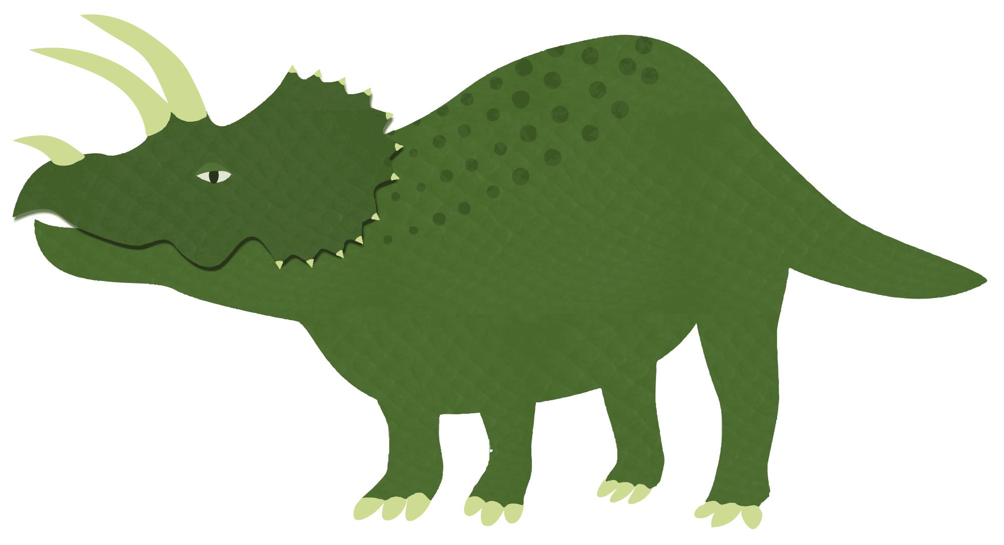 dinosaur picture  u2013 triceratops