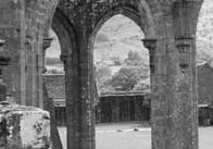 Monestry Arches