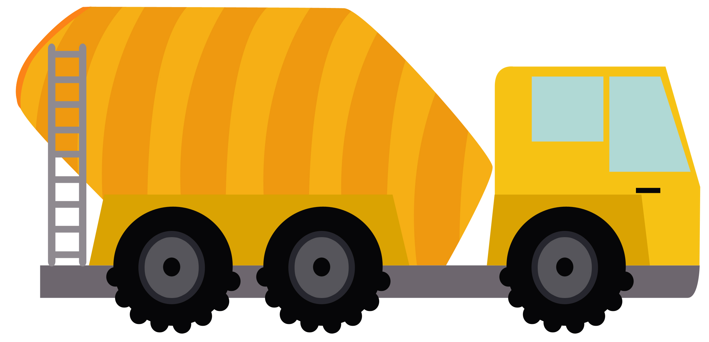 cement lorry free early years amp primary teaching