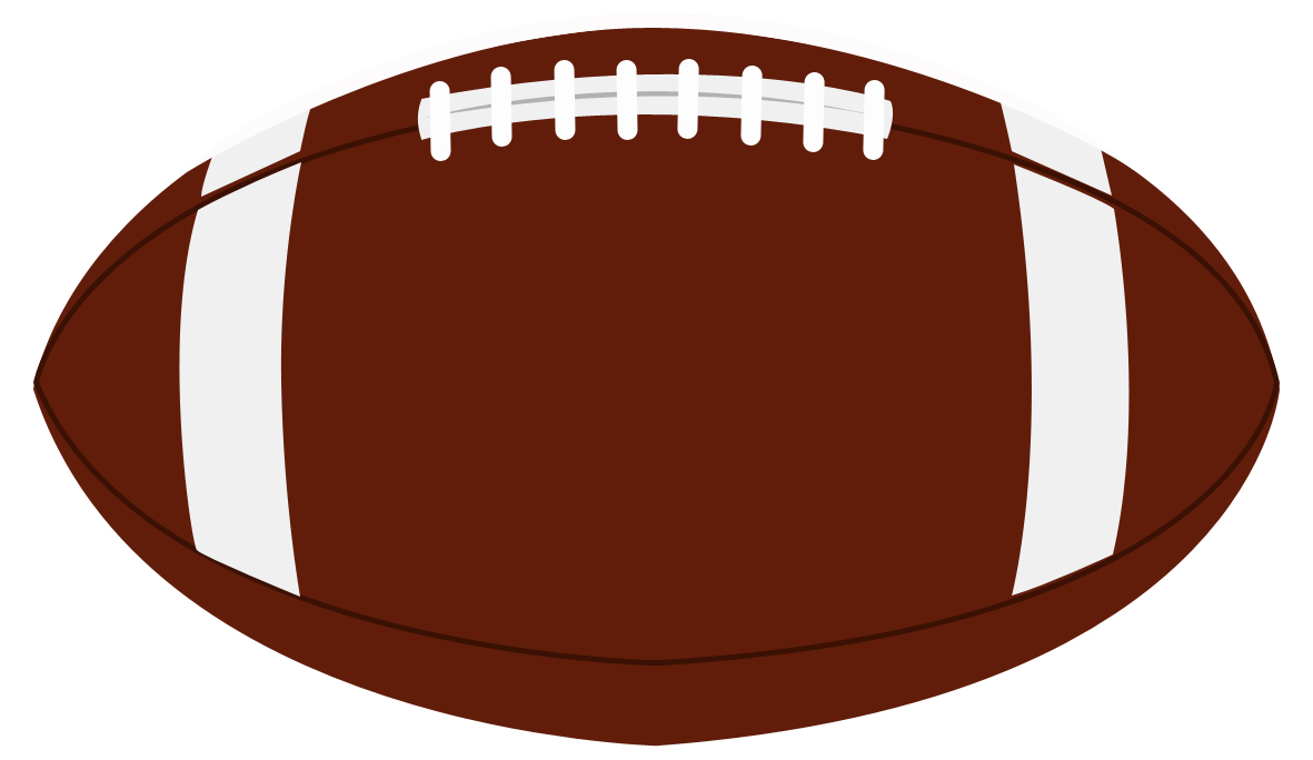 Adaptable image intended for printable footballs
