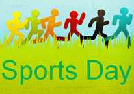 Sports Day / Fun Run Poster