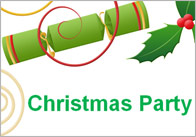 Christmas Party Editable Poster 5