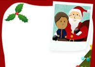 Letter to Santa / Christmas Notepaper