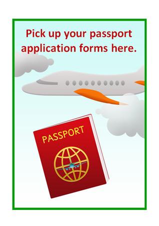 Passport poster