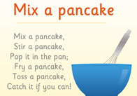perfect pancake pan instructions