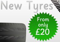 Garage Role-Play Poster (Tyres)