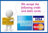 Shop Payment Methods Poster