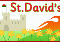 St David's Day Display Poster