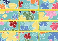Summer Themed Border 1