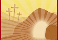 Editable Easter Poster