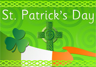 A4 St Patrick's Day Poster