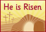 A4 Easter Poster