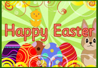 A4 Easter Poster 2