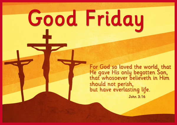 a4GoodFridayPosterprev Happy Good Friday 2014