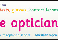 Optician Role Play Sign