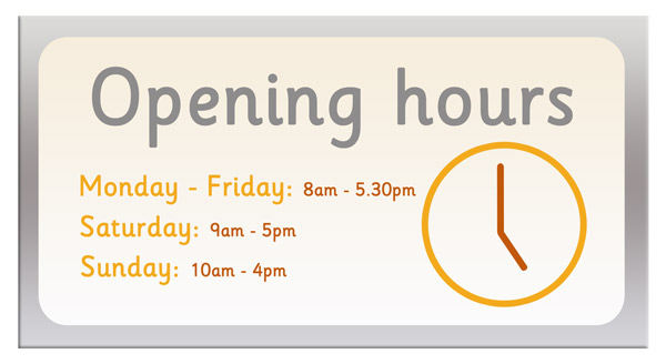 opening hours sign free early years primary teaching resources eyfs ks1. Black Bedroom Furniture Sets. Home Design Ideas
