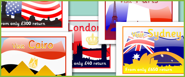 Travel Agent Resources Free Role Play
