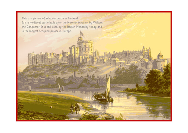 Windsor Castle Poster Free Early Years Amp Primary Teaching Resources Eyfs Amp Ks1