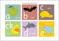 Phase 2 phoneme cards thumb