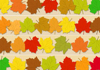 Autumn Themed Border
