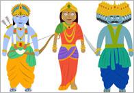 Diwali thumb Diwali Images / Puppets