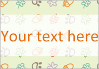 Autumn labels thumb Editable Autumn Labels