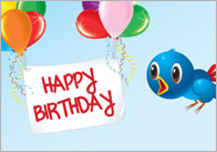 Birthday Card Template Designs