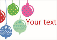 Christmas labels thumb Editable Christmas Labels