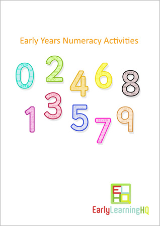 Early Years Numeracy Activities