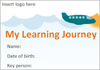 Learning Journey Template (Revised EYFS)