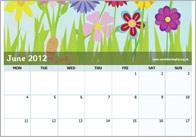 CALENDER 2012 thumb 2012 Calendar