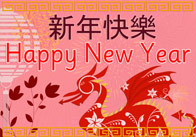 Chinese New Year Poster (Dragon)