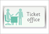Ticket Office Role Play Sign