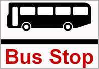 an analysis of ingels play the bus stop Answer to your adventurous friend lola goes bungee jumping lola stretches the bungee cord and it brings her to a stop she then bounces back up again.