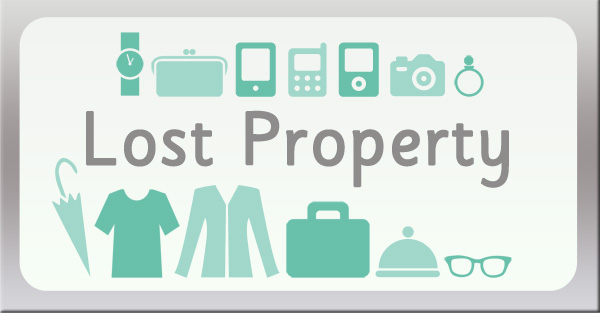 Lost Property Sign