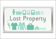 Lost Property Role Play Sign