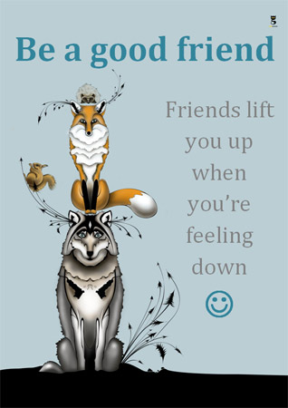 Friendship Poster
