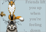 Friendship poster thumb Editable Friendship Poster